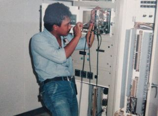 Electrical  Kursus: Programmable logic Controller (PLC) 2 commissioning_interface_plc_system